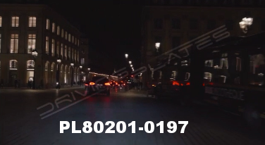 Vimeo clip HD & 4k Driving Plates Paris, France PL80201-0197