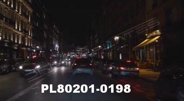Vimeo clip HD & 4k Driving Plates Paris, France PL80201-0198