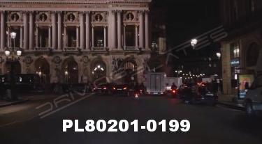 Vimeo clip HD & 4k Driving Plates Paris, France PL80201-0199
