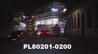 Vimeo clip HD & 4k Driving Plates Paris, France PL80201-0200