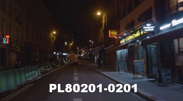Vimeo clip HD & 4k Driving Plates Paris, France PL80201-0201