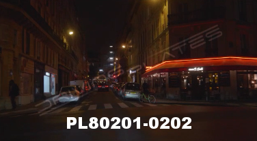 Vimeo clip HD & 4k Driving Plates Paris, France PL80201-0202