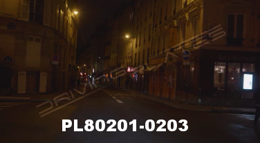 Vimeo clip HD & 4k Driving Plates Paris, France PL80201-0203