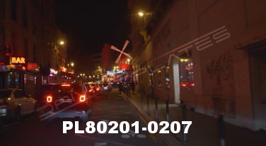 Vimeo clip HD & 4k Driving Plates Paris, France PL80201-0207