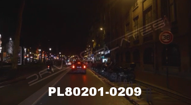 Vimeo clip HD & 4k Driving Plates Paris, France PL80201-0209