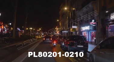 Vimeo clip HD & 4k Driving Plates Paris, France PL80201-0210