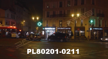 Vimeo clip HD & 4k Driving Plates Paris, France PL80201-0211