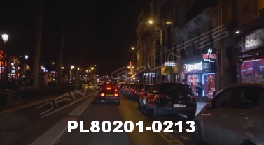 Vimeo clip HD & 4k Driving Plates Paris, France PL80201-0213