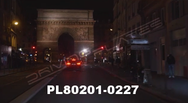 Vimeo clip HD & 4k Driving Plates Paris, France PL80201-0227