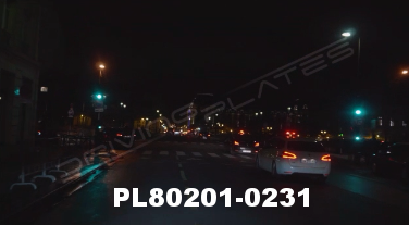 Vimeo clip HD & 4k Driving Plates Paris, France PL80201-0231