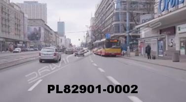 Vimeo clip HD & 4k Driving Plates Warsaw, Poland PL82901-0002