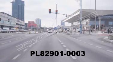 Vimeo clip HD & 4k Driving Plates Warsaw, Poland PL82901-0003