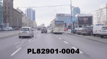 Vimeo clip HD & 4k Driving Plates Warsaw, Poland PL82901-0004