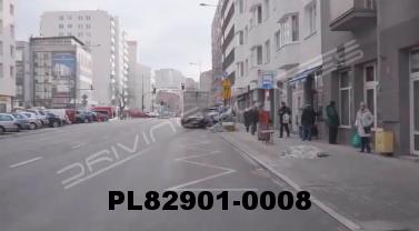 Vimeo clip HD & 4k Driving Plates Warsaw, Poland PL82901-0008