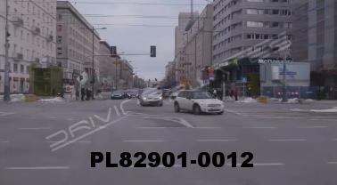 Vimeo clip HD & 4k Driving Plates Warsaw, Poland PL82901-0012