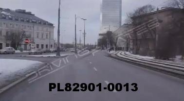 Vimeo clip HD & 4k Driving Plates Warsaw, Poland PL82901-0013