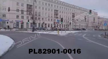 Vimeo clip HD & 4k Driving Plates Warsaw, Poland PL82901-0016