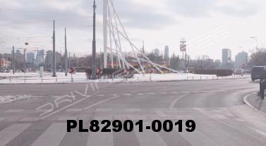 Vimeo clip HD & 4k Driving Plates Warsaw, Poland PL82901-0019