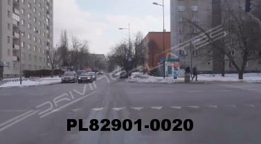 Vimeo clip HD & 4k Driving Plates Warsaw, Poland PL82901-0020