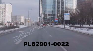 Vimeo clip HD & 4k Driving Plates Warsaw, Poland PL82901-0022