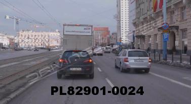 Vimeo clip HD & 4k Driving Plates Warsaw, Poland PL82901-0024