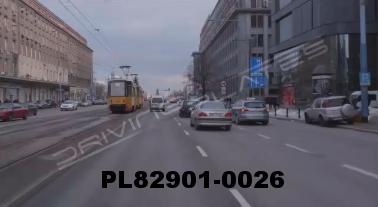 Vimeo clip HD & 4k Driving Plates Warsaw, Poland PL82901-0026