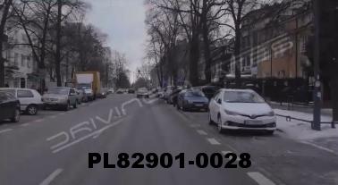Vimeo clip HD & 4k Driving Plates Warsaw, Poland PL82901-0028