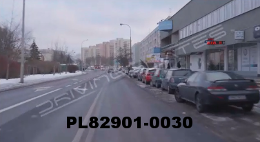 Vimeo clip HD & 4k Driving Plates Warsaw, Poland PL82901-0030
