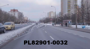 Vimeo clip HD & 4k Driving Plates Warsaw, Poland PL82901-0032