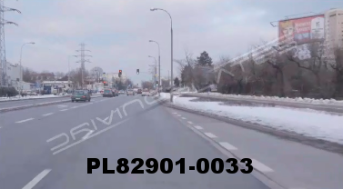 Vimeo clip HD & 4k Driving Plates Warsaw, Poland PL82901-0033