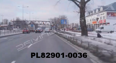 Vimeo clip HD & 4k Driving Plates Warsaw, Poland PL82901-0036