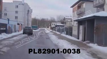 Vimeo clip HD & 4k Driving Plates Warsaw, Poland PL82901-0038