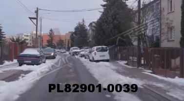 Vimeo clip HD & 4k Driving Plates Warsaw, Poland PL82901-0039