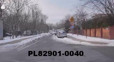 Vimeo clip HD & 4k Driving Plates Warsaw, Poland PL82901-0040