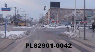 Vimeo clip HD & 4k Driving Plates Warsaw, Poland PL82901-0042