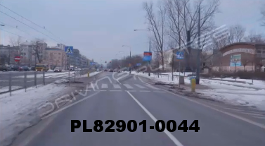 Vimeo clip HD & 4k Driving Plates Warsaw, Poland PL82901-0044