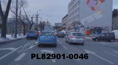 Vimeo clip HD & 4k Driving Plates Warsaw, Poland PL82901-0046