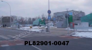 Vimeo clip HD & 4k Driving Plates Warsaw, Poland PL82901-0047