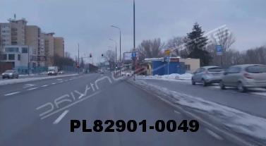 Vimeo clip HD & 4k Driving Plates Warsaw, Poland PL82901-0049