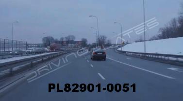Vimeo clip HD & 4k Driving Plates Warsaw, Poland PL82901-0051