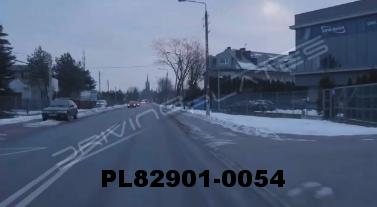 Vimeo clip HD & 4k Driving Plates Warsaw, Poland PL82901-0054