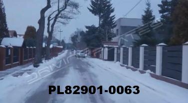 Vimeo clip HD & 4k Driving Plates Warsaw, Poland PL82901-0063