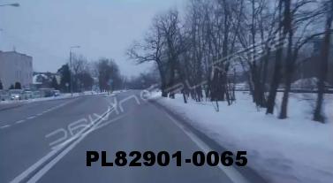 Vimeo clip HD & 4k Driving Plates Warsaw, Poland PL82901-0065