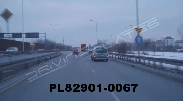 Vimeo clip HD & 4k Driving Plates Warsaw, Poland PL82901-0067