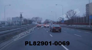 Vimeo clip HD & 4k Driving Plates Warsaw, Poland PL82901-0069