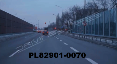 Vimeo clip HD & 4k Driving Plates Warsaw, Poland PL82901-0070
