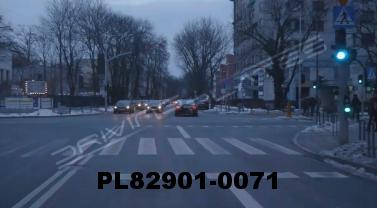 Vimeo clip HD & 4k Driving Plates Warsaw, Poland PL82901-0071