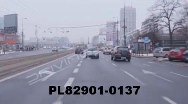 Vimeo clip HD & 4k Driving Plates Warsaw, Poland PL82901-0137