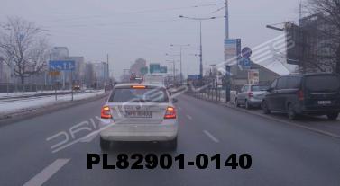 Vimeo clip HD & 4k Driving Plates Warsaw, Poland PL82901-0140