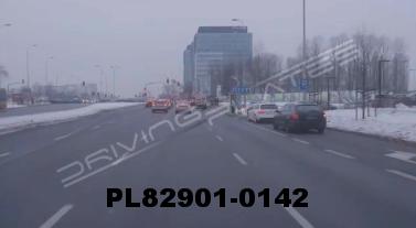 Vimeo clip HD & 4k Driving Plates Warsaw, Poland PL82901-0142